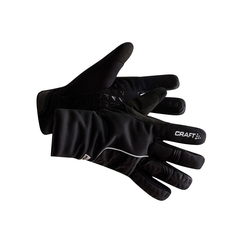 Craft Siberian 2.0 Handschoenen Zwart 2021