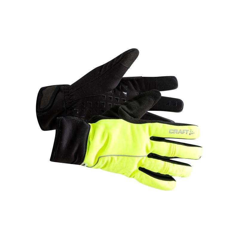 Craft Siberian 2.0 Handschoenen Flumino/Zwart 2021