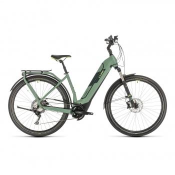 Cube Kathmandu Hybrid EXC 500 Easy Entry Elektrische Fiets Groen/Groen 2020 (331261)