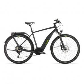 Cube 2020 Vélo Electrique Cube Touring Hybrid EXC 500 Iridium/Vert 2020 (331151)