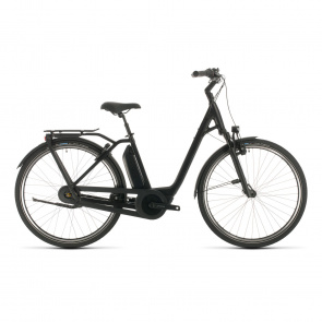 Cube 2020 Cube Town Hybrid EXC 500 Easy Entry Elektrische Fiets Black Edition 2020 (332201)