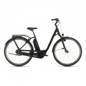 Vélo Electrique Cube Town Hybrid EXC 500 Easy Entry Black Edition 2020 (332201)