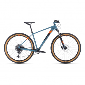 "Cube 2020 VTT 29"" Cube Acid Bleu Gris/Orange 2020 (304110)"