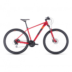 "Cube 2020 VTT 29"" Cube Aim Race Rouge/Orange 2020 (301410)"