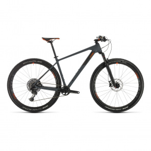 "Cube 2020 VTT 29"" Cube Reaction C:62 Race Gris/Orange 2020 (316300)"