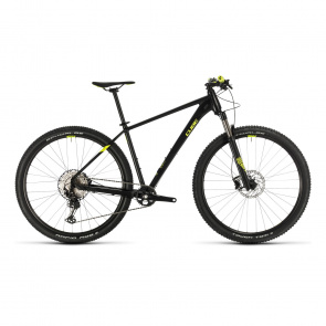 "Cube 2020 VTT 29"" Cube Reaction Pro Noir/Jaune 2020 (312100)"