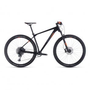 "Cube 2020 VTT 29"" Cube Reaction Race Noir/Orange 2020 (313100)"