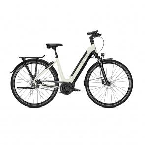 Kalkhoff 2020 Vélo Electrique Kalkhoff Image 5.B Belt 625 Easy Entry Blanc/Noir 2020 (637528267-70) (637528270)