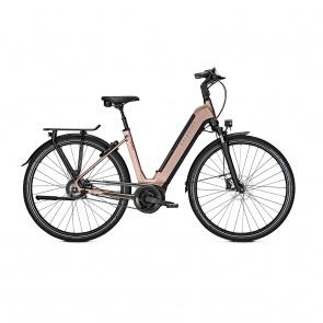 Kalkhoff 2020 Vélo Electrique Kalkhoff Image 5.B Excite Belt 625 Easy Entry Brun/Noir 2020 (637528307-10)