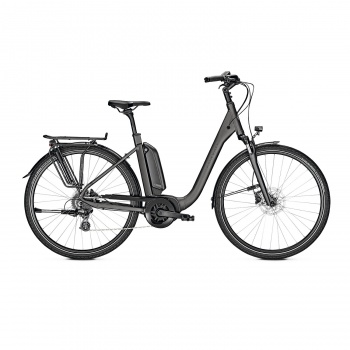 Vélo Electrique Kalkhoff Endeavour 1.B Move 400 Easy Entry Gris 2020 (637626065-9)