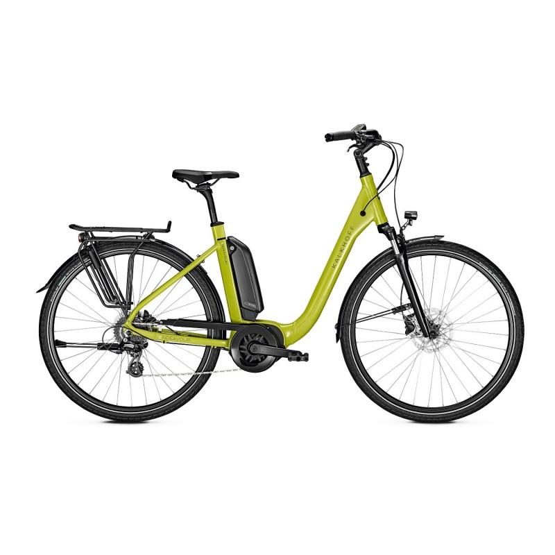 Vélo Electrique Kalkhoff Endeavour 1.B Move 400 Easy Entry Vert 2021 (637526086-9) (637526089)