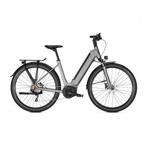Kalkhoff 2020 Vélo Electrique Kalkhoff Endeavour 5.B XXL 625 Easy Entry Argent/Noir 2020 (637528017-9)