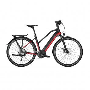 Kalkhoff 2021 Vélo Electrique Kalkhoff Endeavour 5.B Move+ 625 Trapèze Rouge/Noir 2021 (637528144-6)  (637528146)