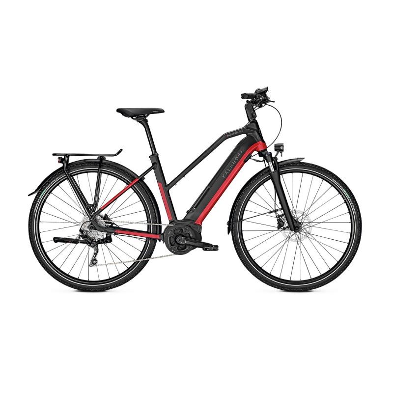 Vélo Electrique Kalkhoff Endeavour 5.B Move+ 625 Trapèze Rouge/Noir 2021 (637528144-6)  (637528146)