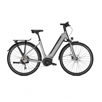 Vélo Electrique Kalkhoff Endeavour 5.B Move 625 Easy Entry Gris 2020 (637528127-9)