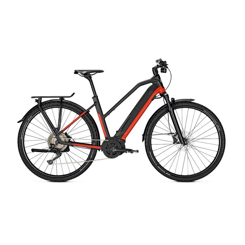 Vélo Electrique Kalkhoff Entice 5.B Excite 625 Trapèze Rouge 2020 (637529274-6) (637529276)