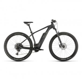 """Vélo Electrique 29"""" Cube Reaction Hybrid Pro 500 Iridium/Noir 2020 (334101)"""