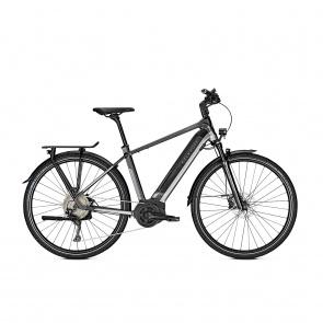Kalkhoff 2020 Vélo Electrique Kalkhoff Endeavour 5.B Advance 625 Argent/Noir 2020 (637528090-3)