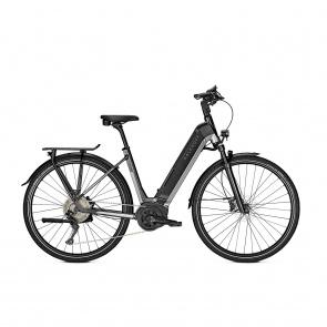 Kalkhoff 2020 Vélo Electrique Kalkhoff Endeavour 5.B Advance 625 Easy Entry Argent/Noir 2020 (637528097-9)