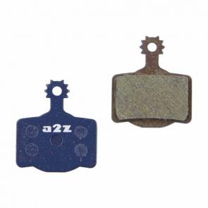 A2Z Pack van 5 A2Z Organische Remblokparen voor Magura MT2/MT4/MT6/MT8 Remmen