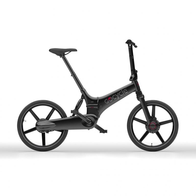 Vélo Electrique Pliable GoCycle GX Noir Mat