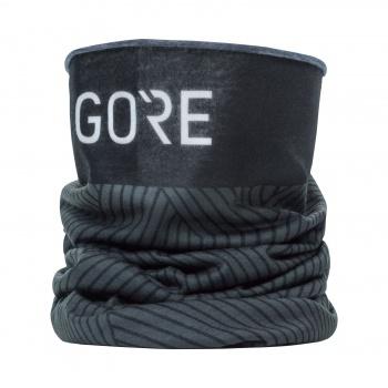 Tour de Cou Gore Wear Neckwarmer Noir/Gris Terra 2019-2020