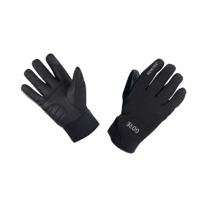 Gore Bike Wear Gants Gore Wear Gore-Tex Thermo Noir 2019-2020