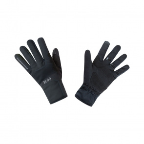 Gore Bike Wear Gants Gore Wear Windstopper Thermo Noir 2019-2020