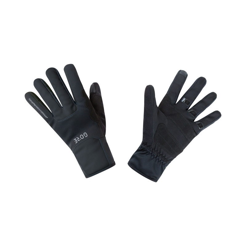 Gore Wear Windstopper Thermo Handschoenen Zwart 2019-2021