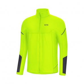 Gore Wear Gore Wear Thermo Zip Shirt met Lange Mouwen Neon Geel/Zwart 2019-2020