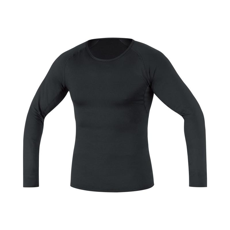 Sous-vêtement Manches Longues Gore Wear Noir 2019-2020