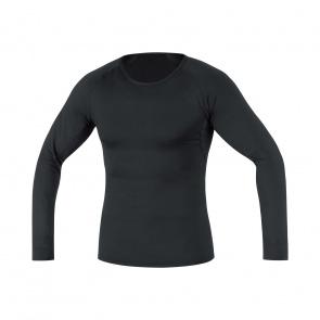 Gore Wear Sous-vêtement Manches Longues Gore Wear Thermo Noir 2020-2021