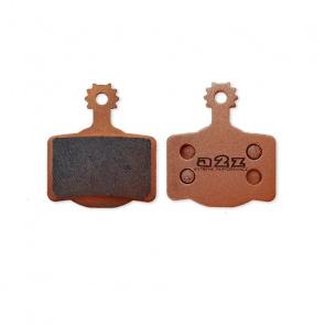 A2Z Plaquettes métalliques Shimano XT755/Grimeca/Hope Mono M4