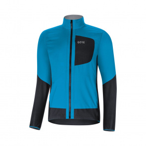 Gore Bike Wear Veste Gore Wear C5 Windstopper Insulated Dynamic Cyan/Noir 2019-2020
