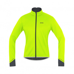 Gore Bike Wear Gore Wear C5 Windstopper Thermo Jas Neon Geel/Zwart 2019-2020