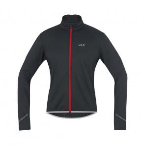 Gore Bike Wear Gore Wear C5 Windstopper Thermo Jas Zwart/Rood 2019-2020
