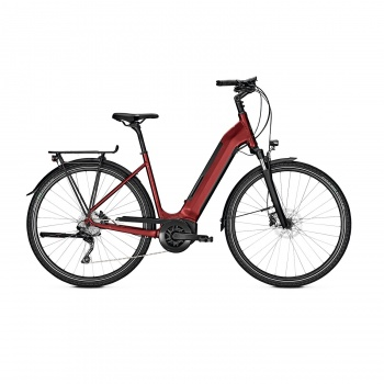 Vélo Electrique Kalkhoff Endeavour 3.B Advance 500 Easy Entry Rouge 2020 (637527017-9)