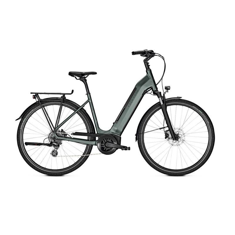 Vélo Electrique Kalkhoff Endeavour 3.B Move 500 Easy Entry Vert 2021 (637527037-9) (637527039)