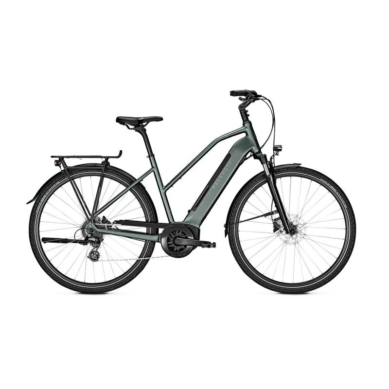 Vélo Electrique Kalkhoff Endeavour 3.B Move 500 Trapèze Vert 2021 (637527034-6) (637527036)