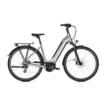 Vélo Electrique Kalkhoff Endeavour 3.B Move 400 Easy Entry Argent 2020 (637526027-9)