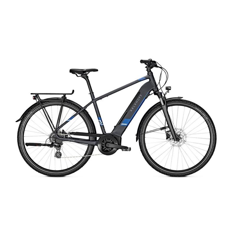 Vélo Electrique Kalkhoff Entice 3.B Move 500 Gris 2020 (637527101-3) (637527102)