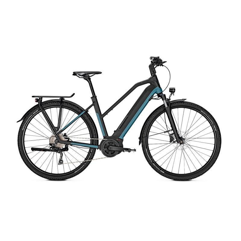 Vélo Electrique Kalkhoff Entice 5.B Advance 625 Trapèze Bleu 2020 (637529234-6) (637529235)