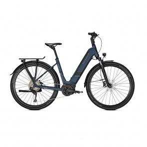 Kalkhoff 2020 Vélo Electrique Kalkhoff Entice 5.B XXL 625 Easy Entry Bleu 2020 (637529207-9)