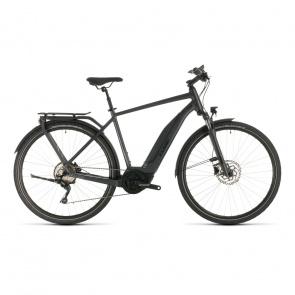 Cube 2020 Vélo Electrique Cube Touring Hybrid Pro 500 Iridium/Noir 2020 (331101)