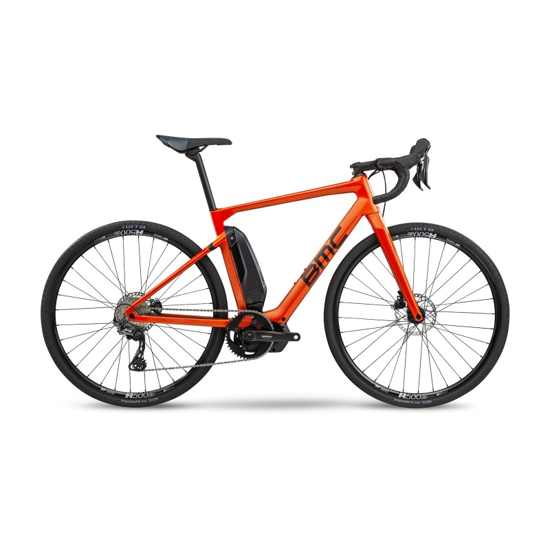 BMC Alpenchallenge AMP Road Two Dark Amber 2020