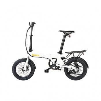 Vélo Electrique Pliable Venilu Urbana Blanc