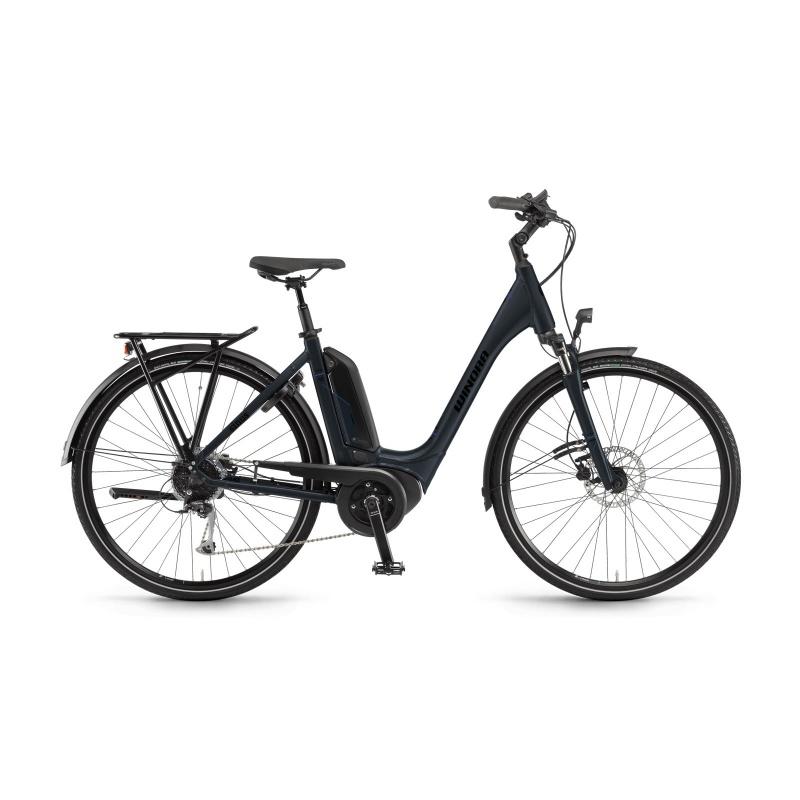 Vélo Electrique Winora Sinus Tria 10 500 Easy Entry Graphite 2021  (44287100)