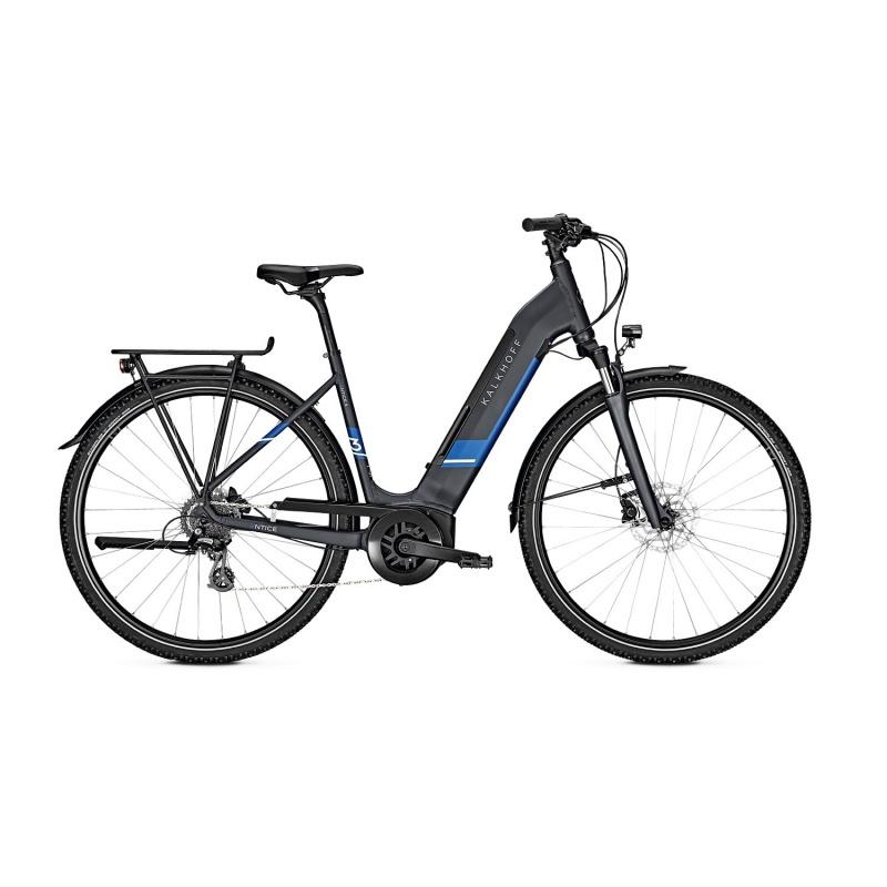 Vélo Electrique Kalkhoff Entice 3.B Move 500 Easy Entry Gris 2020 (637527107-9) (637527109)