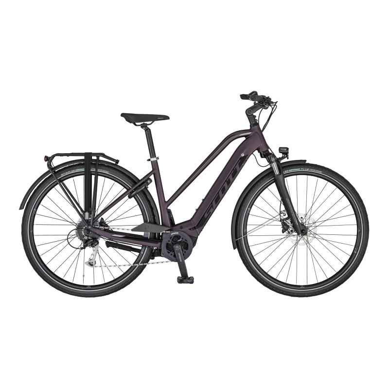 Vélo Electrique Femme Scott Sub Tour eRide 20 Lady 2020 (274875)