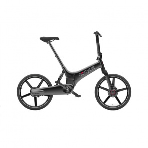 GoCycle Vélo Electrique Pliable GoCycle GXi Noir Mat